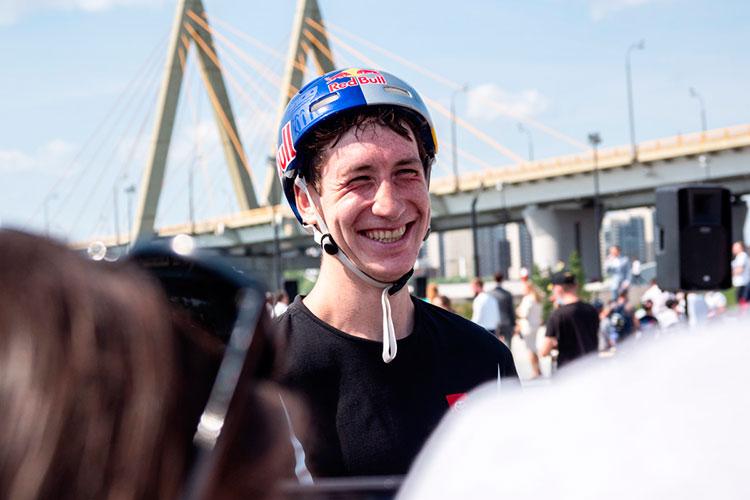 Ирек Ризаев: «Сложно сказать, что даст Олимпиада BMX. Сейчас появилась большая поддержка со стороны государства, появилась сборная, нам оплачивают перелёты на соревнования, тренировочные мероприятия»