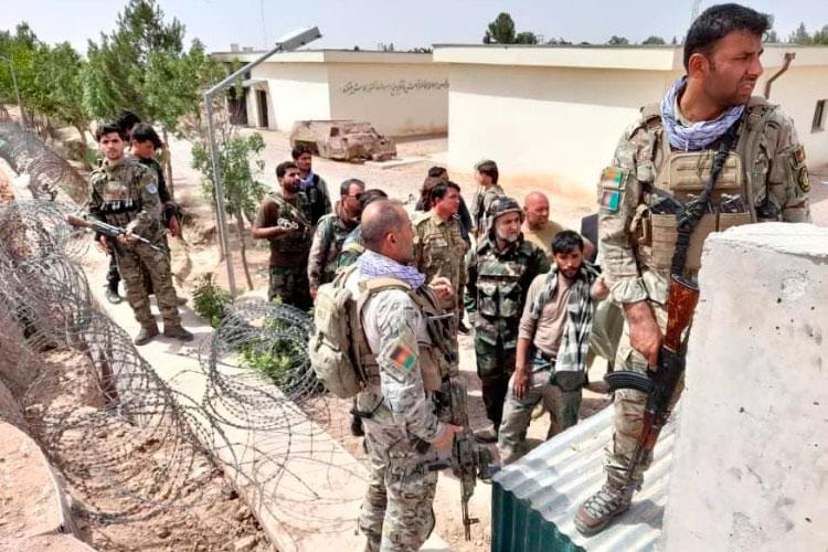 «Афганистан— это зона старейшего геополитического конфликта»