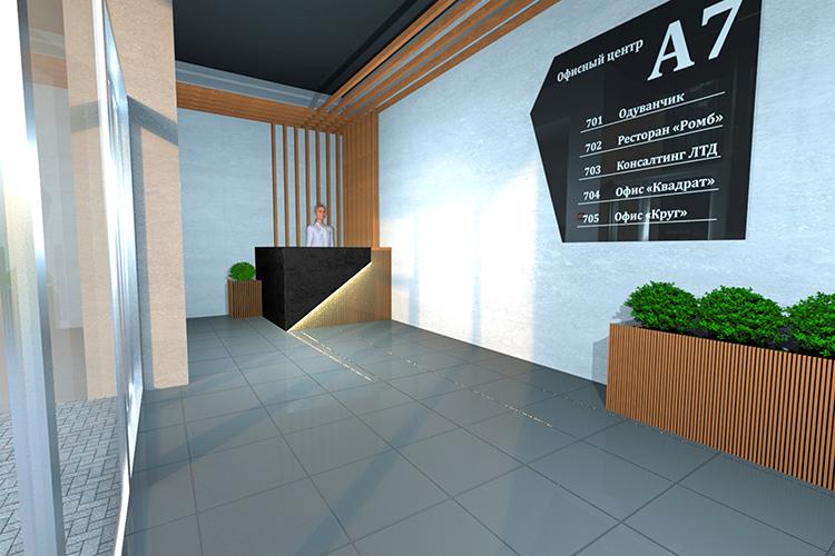 Главная особенность помещений—большая квадратура исвободная планировка, тоесть можно воплотить самые смелые задумки дизайнеров