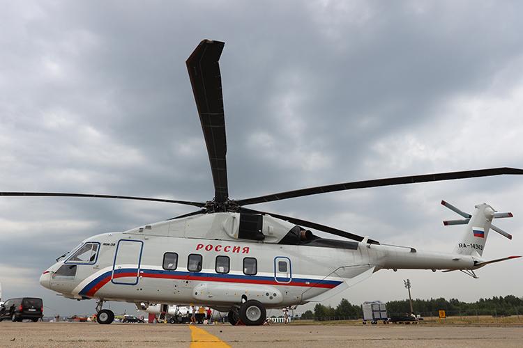 Начинают сбываться разговоры отом, что будущее КВЗ связано восновном сМи-38. Сегодня наМАКСе-2021 АО«Вертолеты России» иМЧС РФ подпишут контрактстоимостью 14,7 млрд рублей на поставку в 2023–2024 годах 9 Ми-38