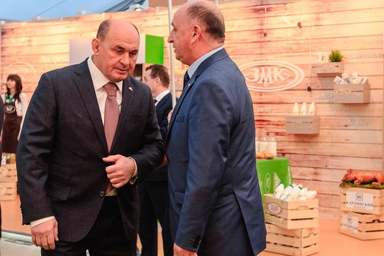 Единственным татарстанским предприятием стал «Зеленодольский молокоперерабатывающий комбинат» (ЗМК). Компания входит в «Ак Барс холдинг» Ивана Егорова