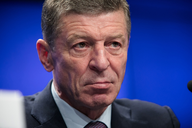 Вице-премьерДмитрий Козакв2019-м планировал удерживать топливные цены впределах инфляции, ав2020-м она составила только 4,9%