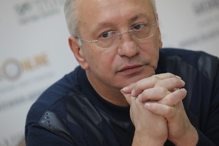 Вконце 2020 года Колесов (на фото) пытался продвинуть Бренермана напост управляющего директора АО«Казанский вертолетный завод», нонеудачно