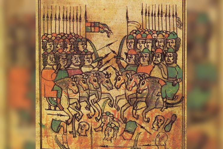 «Золотая Орда— родина многих народов. Казахи претендуют наеенаследство— это ихправо. Башкиры, ногайцы претендуют— пожалуйста. Нонельзя говорить, обисключительных правах, что только они являются наследниками Золотой Орды, адругие— нет»