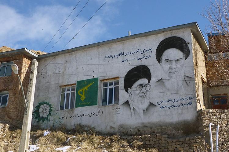 Иран, несмотря настатус исламского государства, остается одним изнемногих очагов демократии наБлижнем Востоке