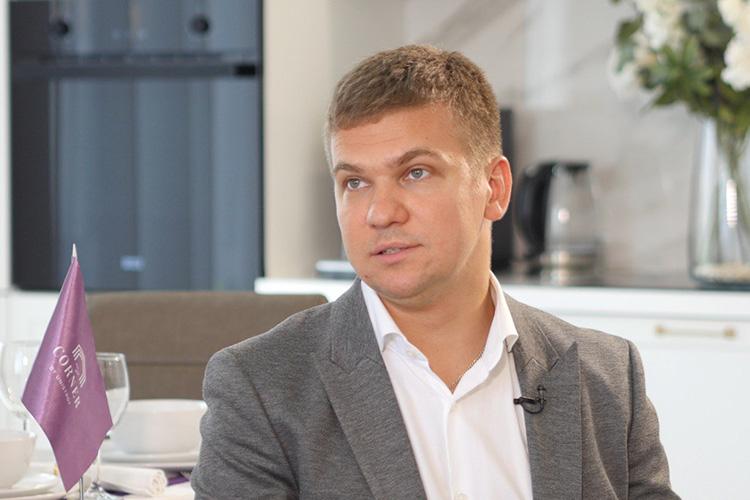 Антон Корнилов: «Вовремя онлайн-экскурсии вывыбираете участок, дом, обсуждаете сконсультантом все детали, включая планировочные решения виллы»