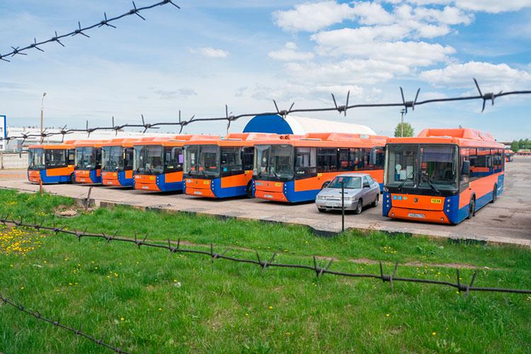Разборки поповоду общественного транспорта вЧелнах начались еще в2015 году