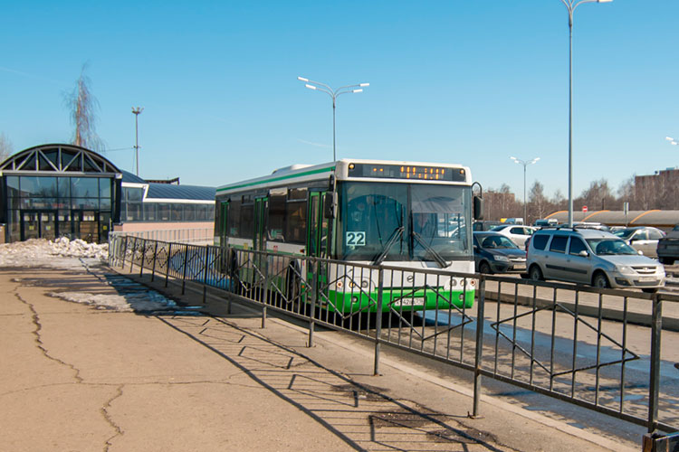 Помимо новых автобусов отКАМАЗа Челны ждут еще одну партию «собянинских» «ЛИАЗов»