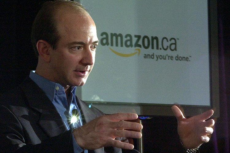 Сегодняшний рост криптовалют связывают с информацией о старте приема биткоина на Amazon Джеффа Безоса