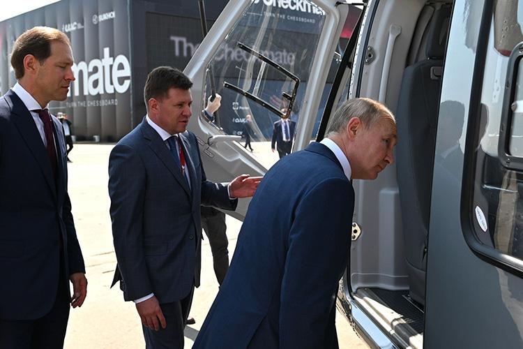 Сегодня врамках поручения президента РФМинздрав, Минпромторг и«Ростех» начали реализацию проекта Национальной службы санитарной авиации (НССА)
