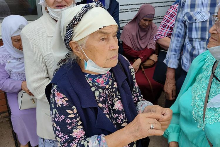 Муслима Шафик: «Она начинала, что-то делать суверенностью вуспешном завершении дела, она говорила мыможем, без булдырабыз»