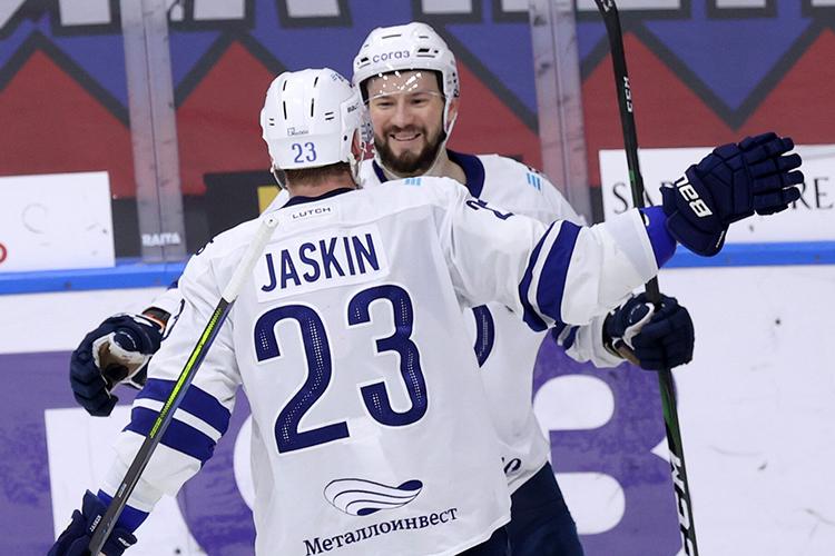 Дмитрий Яшкин и Даниил Тарасов
