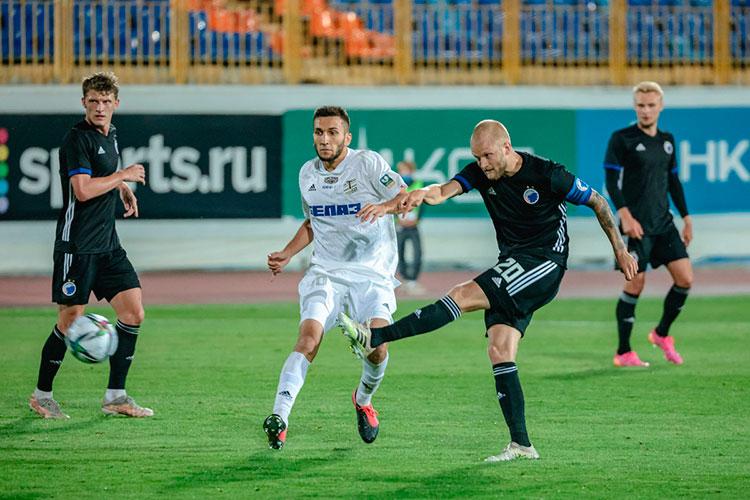 Шахром Самиев был в системе «Рубина» в прошлом году — выступал за молодёжку. По итогам уехал в чемпионат Молдавии. Теперь 20-летний нападающий выступает за «Торпедо»
