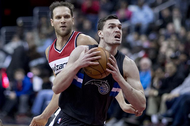 Хорватский баскетболистМарио Хезоньявближайшее время должен перейти вУНИКС. Игрока такого статуса вказанском клубе небыло очень давно, если неточнее сказать, что небыло вовсе