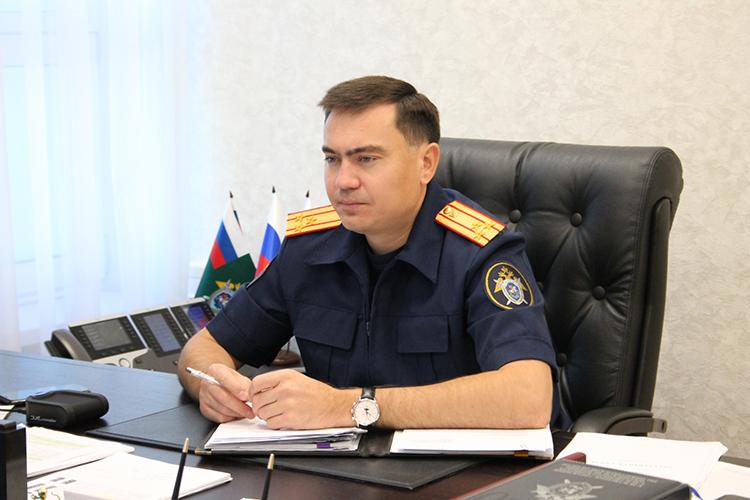 Последние почти четыре года, ссентября 2017-го, полковник юстиции Марат Галиханов занимал должность первого заместителя руководителя СУСКР поКировской области