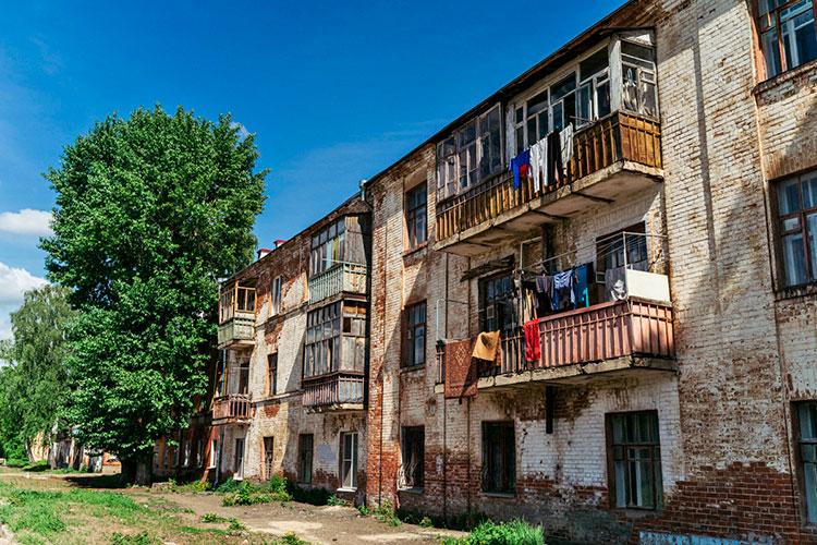 ВКазани приступили красселению еще 13 аварийных домов. Из100 квартир доконца 2022 года переедут 294 человека