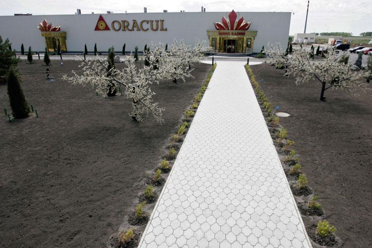Казино «Оракул» открылось впервой игорной зоне России «Азов-сити» Краснодарского края в2010году