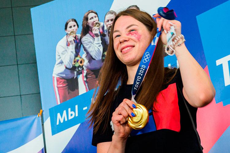 Всего татарстанцы на играх добыли только две медали, причём обе — в командных соревнованиях, а не личных. С «золотом» вернулась рапиристка Марта Мартьянова