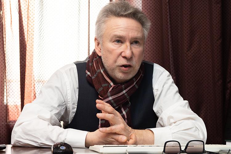 Мансур Гилязов:Янебоюсь запьесу«Микулай». Если еезакроют, значит, ядолжен задуматься, почему янесоответствую идеологии своей страны»