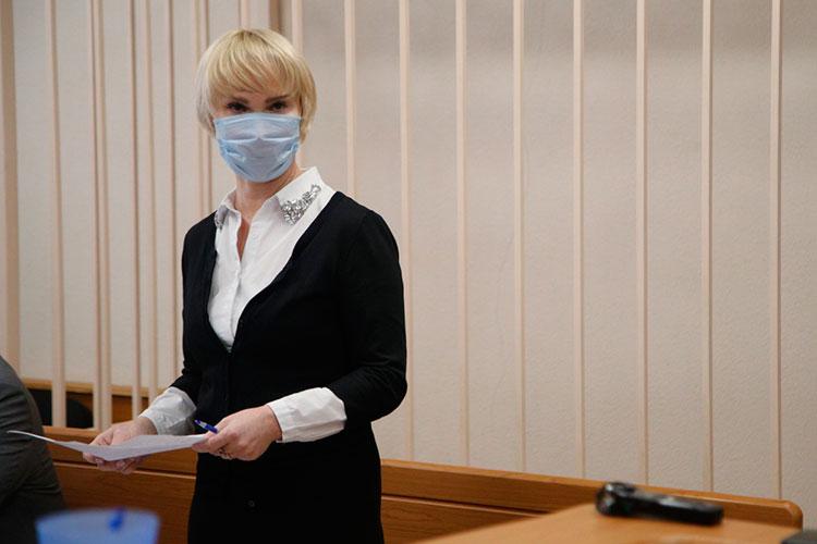 Елена Точилкина: «Экспертиза проведена ненадлежащим образом, не по тому уголовному делу»