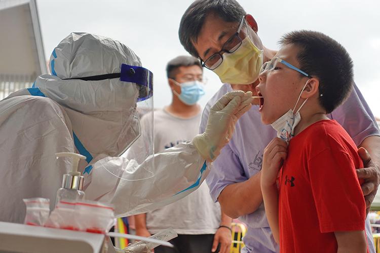 К прошлому четвергу вовсем мире зарегистрировано более 200 миллионов случаев COVID-19— смомента выявления инфекции вдекабре 2019 года