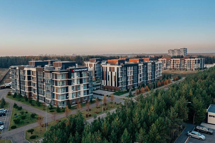 «С учетом новых проектов планировки на территории «Лаишевского узла» запланировано строительство почти 1 миллиона квадратных метров жилья. Сейчас реализовано примерно 10 процентов, поэтому впереди — большие планы»