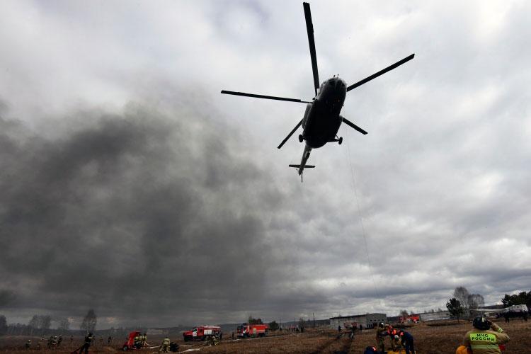 Ситуация с лесными пожарами, вспыхнувшими в соседнем Башкортостане на прошлой неделе, уже пять дней остается очень напряженной