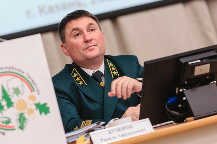 За последние десять лет в лесном фонде Татарстана не было ни одного крупного пожара, с гордостью отмечал в сентябре 2020-го министр лесного хозяйства РТ Равиль Кузюров