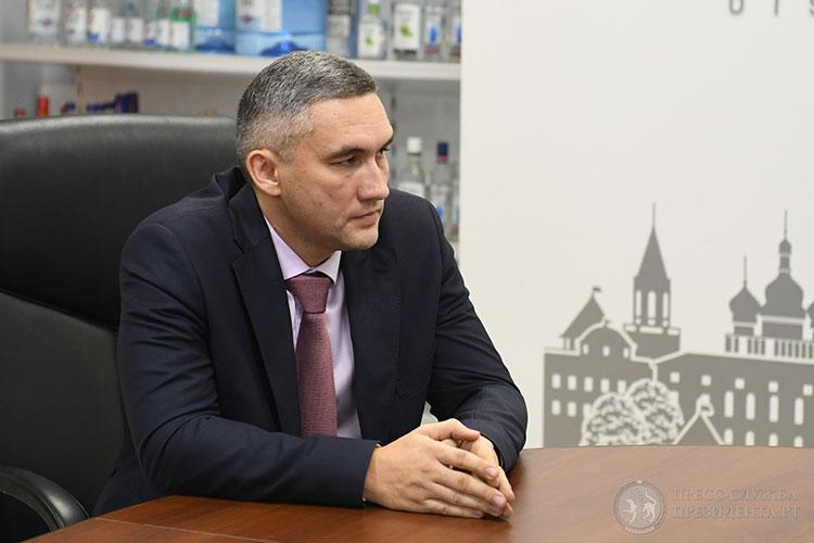 Руслан Максудов: «Компания должна быть прибыльной и платить дивиденды»