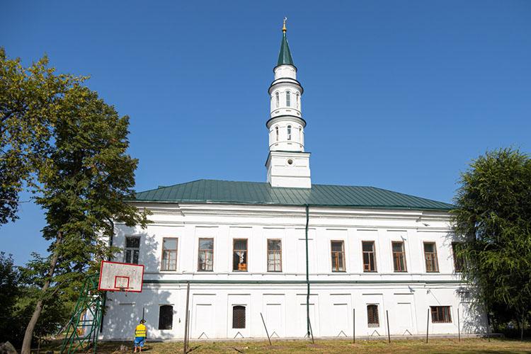 Деньги наобновление мусульманского храма вразмере 140млн рублей будут выделены врамках партийного проекта ЕР «Историческая память»