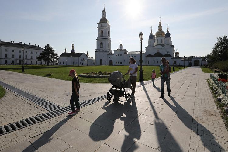 НаТобольск впрошлом году ушло порядка 70млн рублей