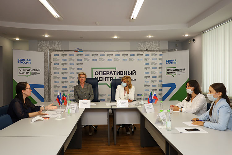 В Казани накануне в Общественной палате РТ прошел круглый стол по вопросам развития и поддержки рынка труда в Татарстане