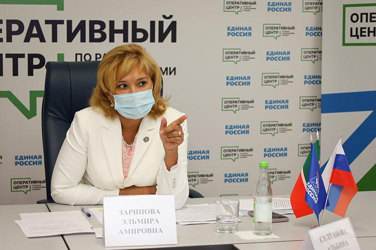 Эльмира Зарипова: «В сентябре 2020 года в республике в пике было 80 тыс. безработных, показатель по методологии МОТ в конце лета составлял 3,9. Но обвала рынка труда в Татарстане не произошло»