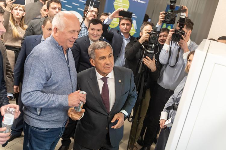 Доконца года вРТпройдет заседание рабочей группы «Татарстан— Ростех», которой руководят гендиректор госкорпорацииСергей Чемезовипрезидент республикиРустам Минниханов
