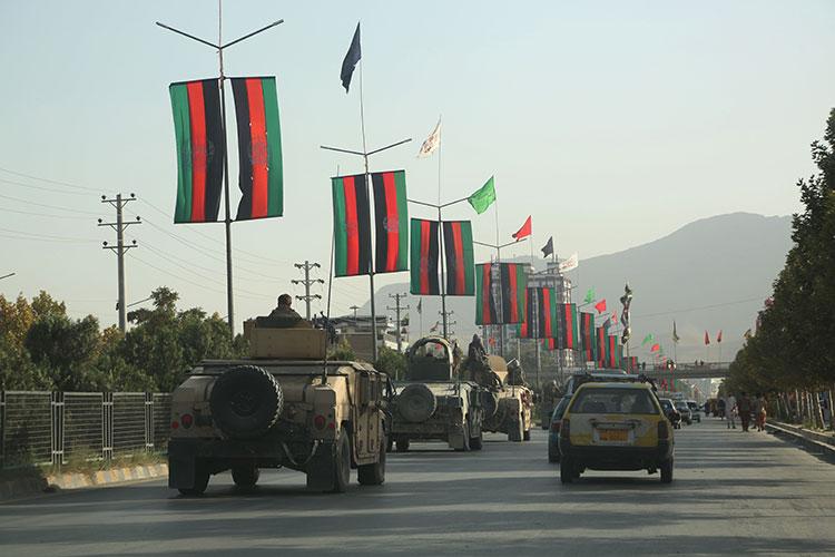 Вминувшие выходные все мировое сообщество наблюдало запроисходящим вАфганистане