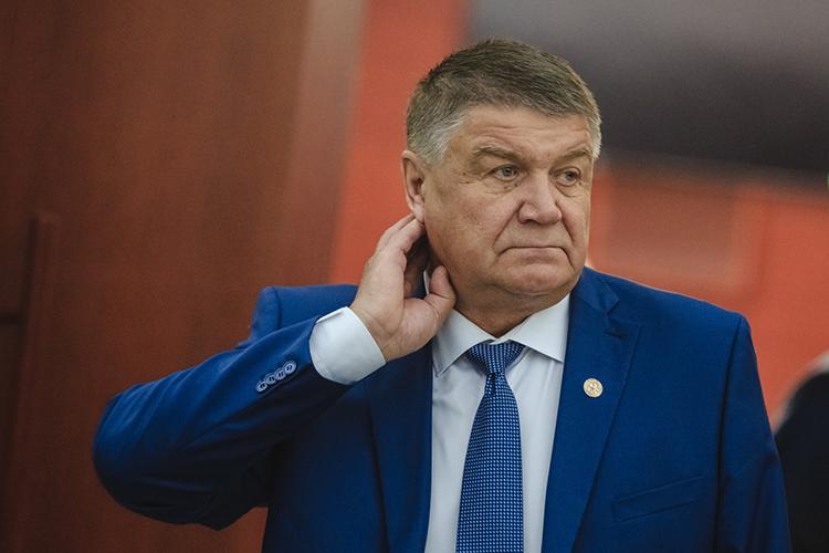 Глава Новошешминского районаВячеслав Козловзаработал врайоне чуть более 3,1млн рублей