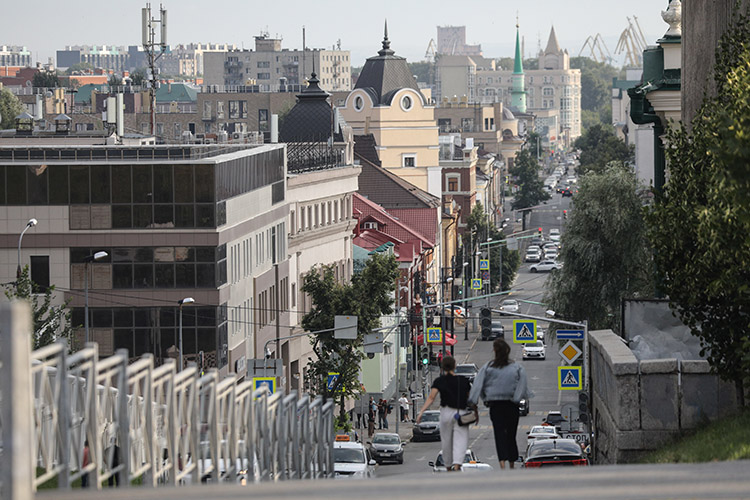 Стоимость арендыжилья вКазаниощутимо выросла.Средняя цена составила всреднем 17тыс. рублей вмесяц, что обусловлено сезонным фактором— началом делового сезона иучебного года