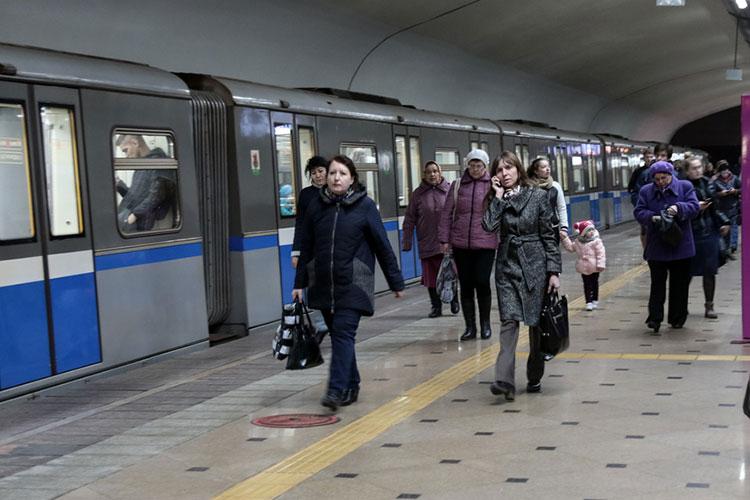 С 5 августа до 35 рублей выросла стоимость жетона в казанской подземке