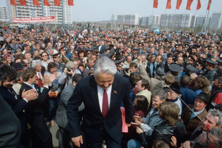 «Даже в состоянии войны мы живем лучше, чем жили при коммунистах или при Борисе Ельцине»
