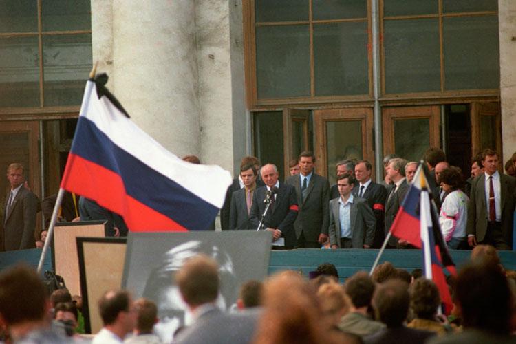 «Конечно же, сказалась двойственная роль Михаила Горбачева»