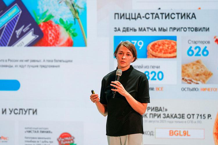 Анастасия Чернышова рассказала, как «Газпром банк» получает информацию о болельщиках, а затем предлагает им персональные кредиты, не получая при этом их персональных данных, которые клуб не выдаёт