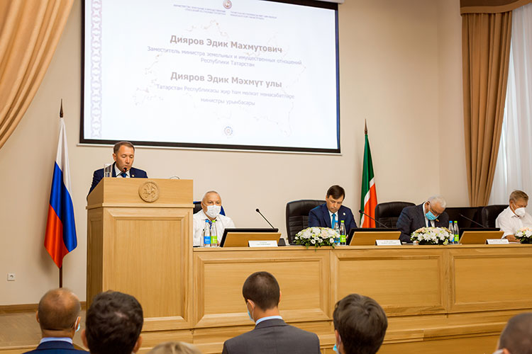 Эдик Дияров: «По итогам первого полугодия текущего года из девяти действующих ГУПов семь являются прибыльными. По итогам 2021 года ожидается, что деятельность только одного ГУПа будет убыточной»