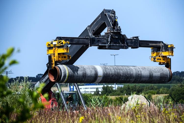 Эксперты уверены, что лидеры необойдут стороной вопрос трансбалтийского газопровода «Северный поток— 2»