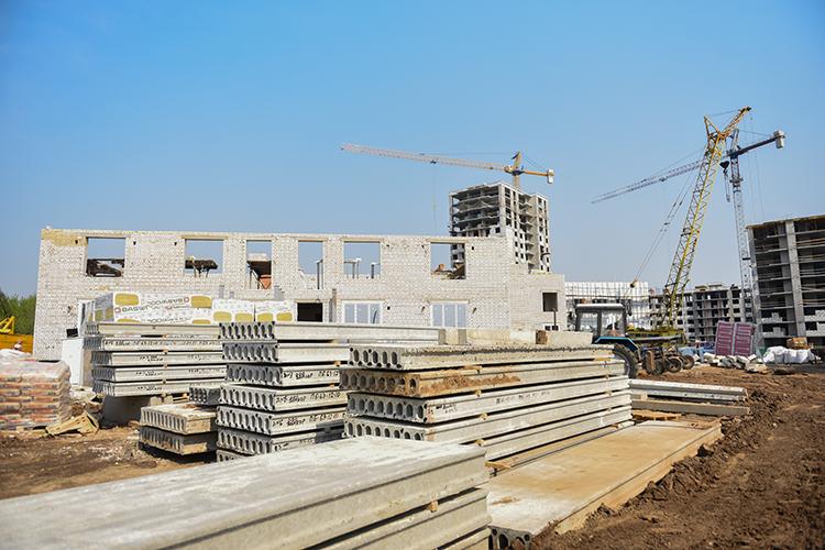 Челны называют одним избыстрорастущих городов поновому строительству. Цены загод выросли существенно— на25% виюле до73тыс. рублей