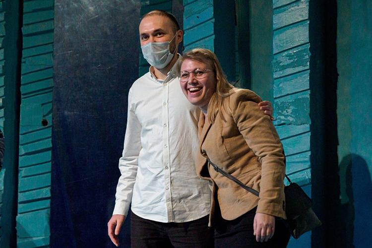 Второй постатусу татарский театр республики вкачестве главного режиссера возглавит 36-летнийТуфан Имамутдинов