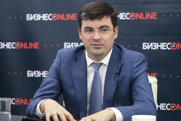 Ильдар Шакиров: «Ситуация стабильная.Один изосновных плюсов экономики Казани— широкая диверсификация»