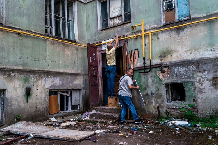 Попринятой в2019 году республиканской программе ликвидации аварийного жилья до2025 года нарасселение потратят 1млрд рублей— вдевять раз меньше, чем в2013–2017 годы