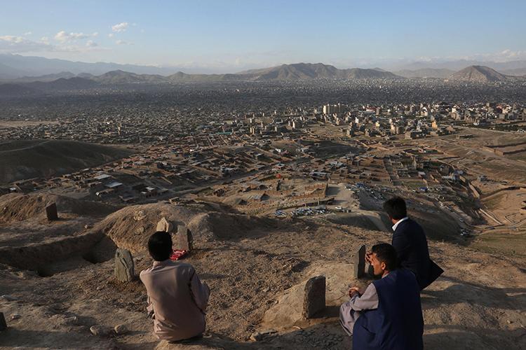 «Как понимаете, ситуация вКабуле сейчас напряженная, иникто нехочет оставаться здесь потому что все думают, что уних нет будущего вэтой стране»