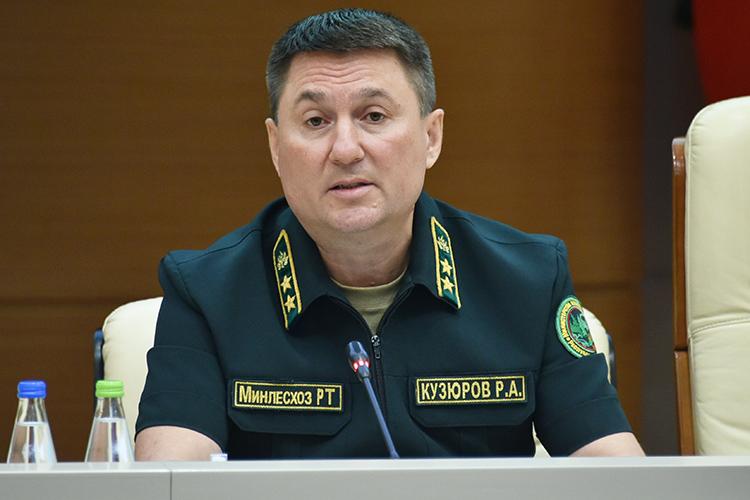 Кузюров также рассказал, что ктушению пожаров вреспублике привлекаются юридические лица— это утверждено всводном плане президентомРТ. Особо онотметил ПАО «Татнефть», которая активно помогает министерству наюго-востоке