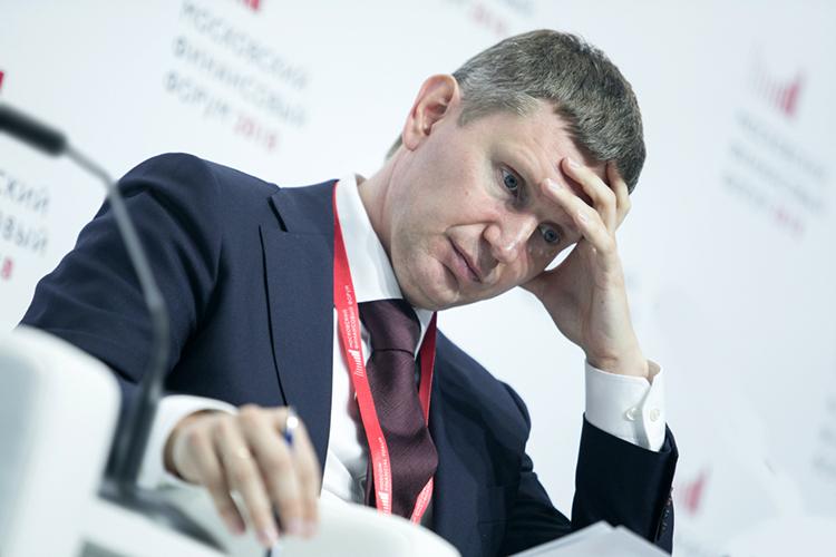 Максим Решетников:«Климатическая политика пока строится не на фундаменте, а на песке»